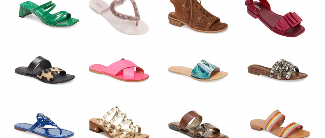 Sandals to Wear NOW!