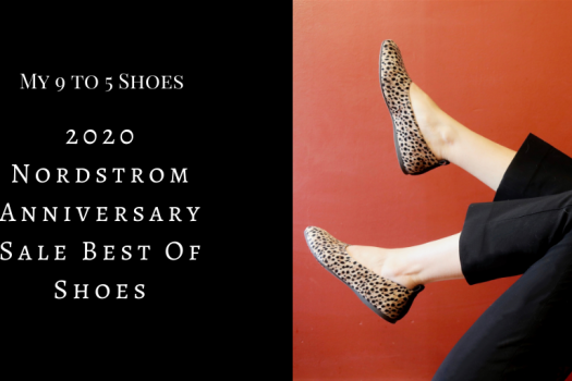 20 Shoes You Must See From the Nordstrom Anniversary Sale